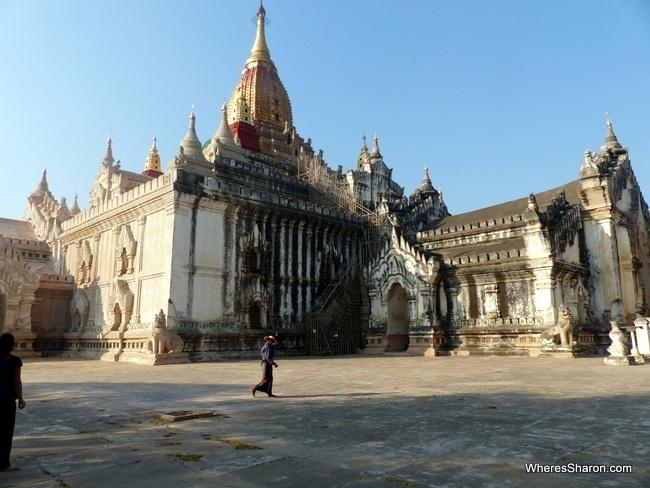 معبد Ananda Pahto