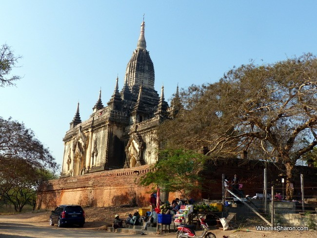معبد Shwe Gu Gyi
