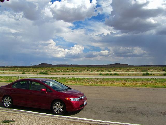 السفر بالسيارة في الولايات المتحدة