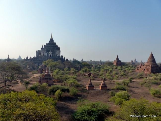 معبد Thatbyinnyu