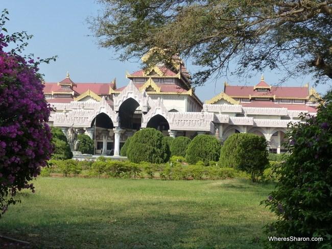المتحف الأثري باغان بورما