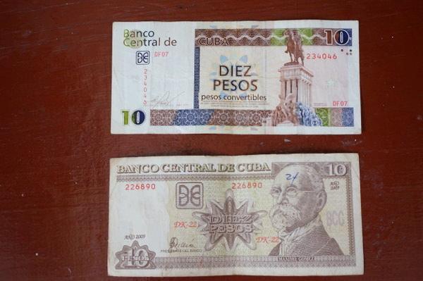 عملة كوبا و السفر الى هافانا