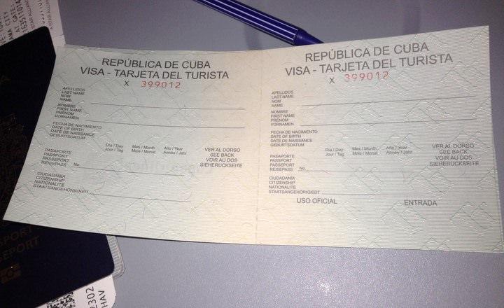 السفر الى كوبا من السعودية