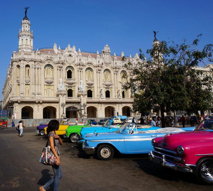 منتدى المسافرون العرب كوبا