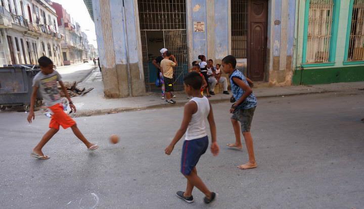 هافانا كوبا للعوائل والكبار والصغار