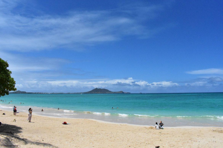 حديقة شاطىء كيلوا في اواهو و سكان جزيرة هاواي الاصليين