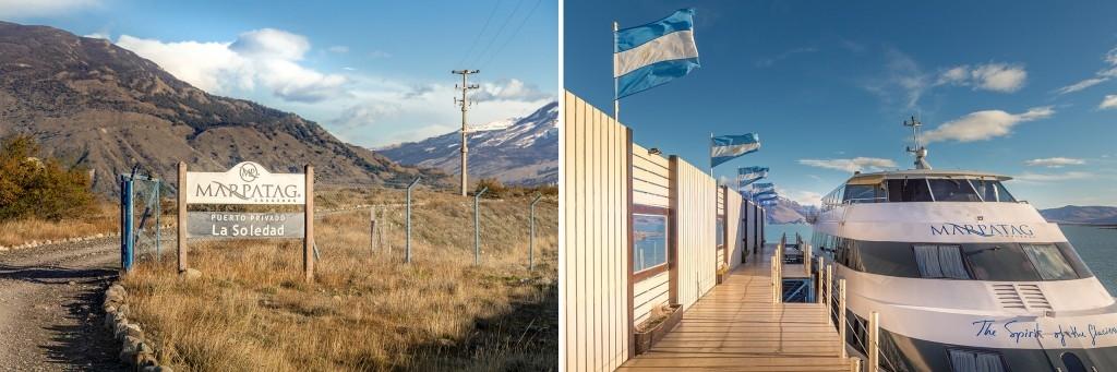 حديقة لوس الجليدية الارجنتينية