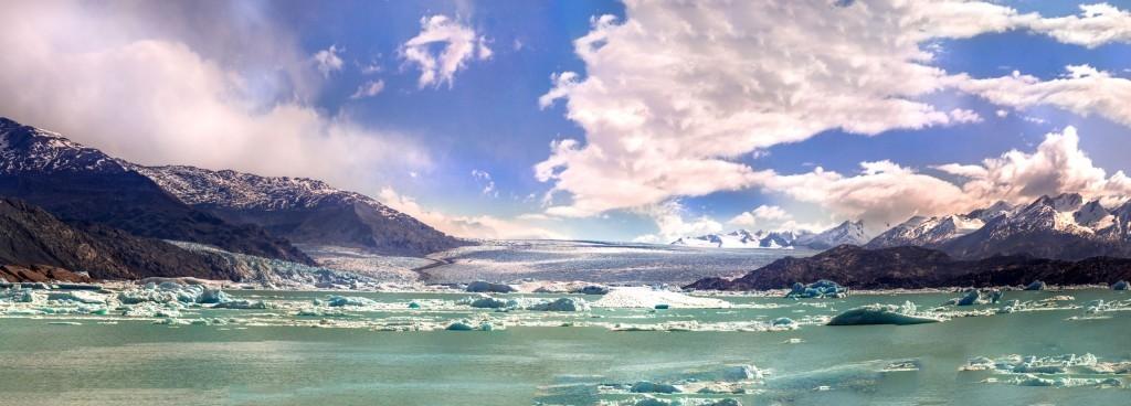 الانهار الجليدية في الارجنتين