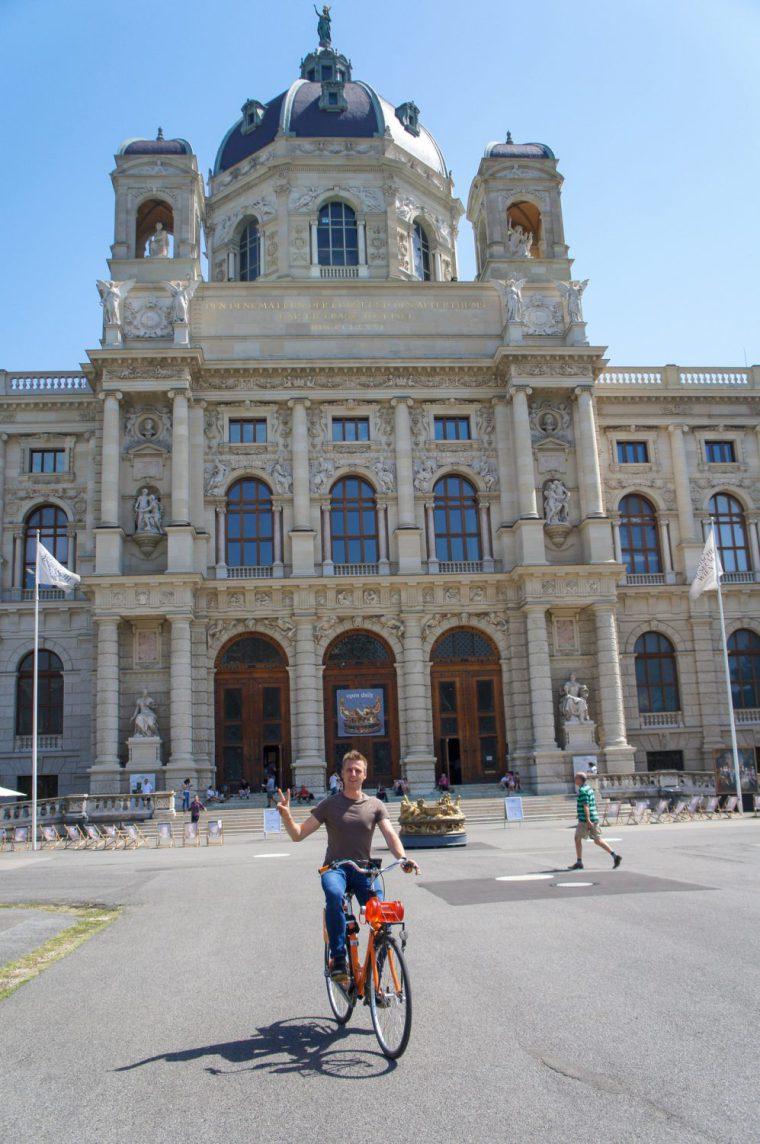 مبنى هارفبورغ في فيينا
