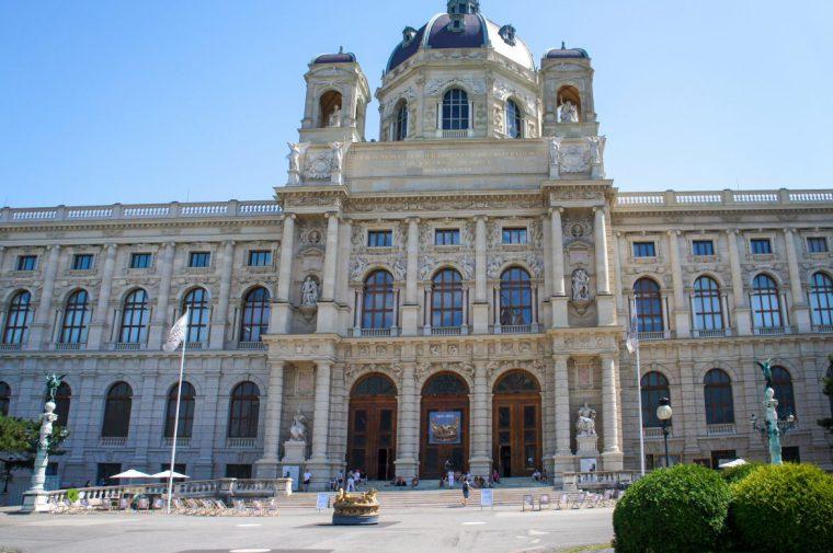 مبنى هارفبورغ في فيينا و معلومات عن فيينا