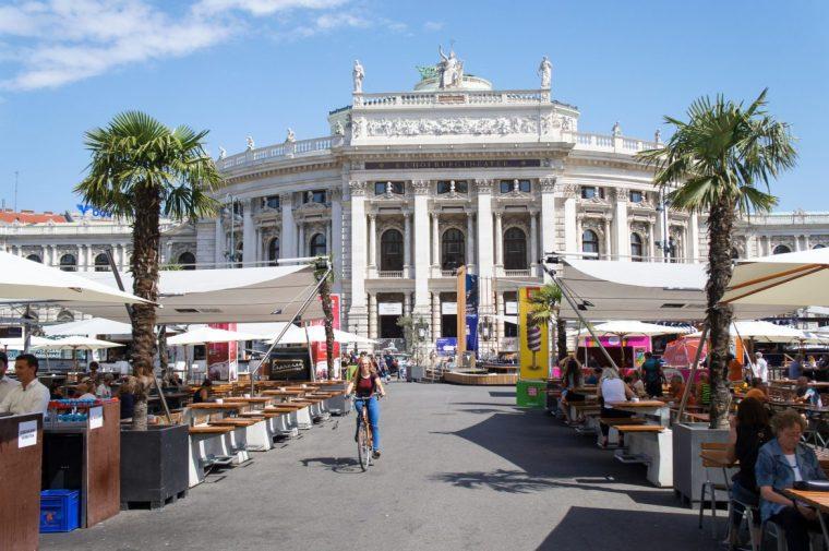 دار الاوبرا في فيينا