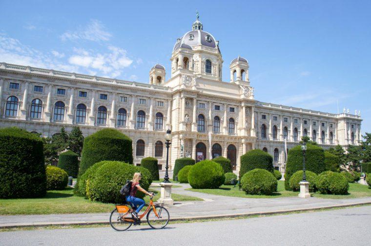 صور من الشوارع في فيينا