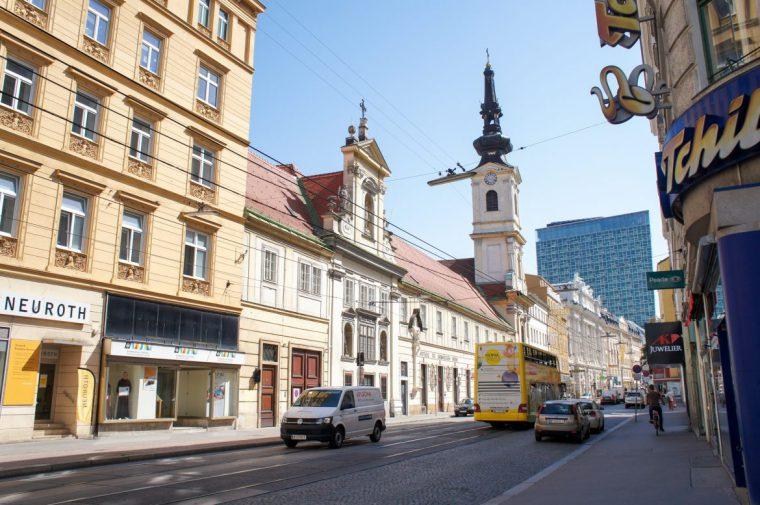 شوارع فيينا