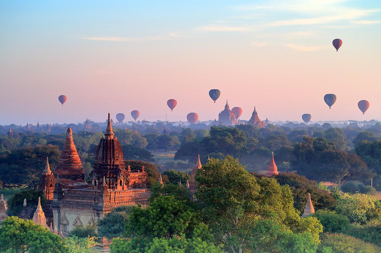 باغان ميانمار