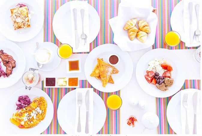 اماكن الاكل والمطاعم في ميكونوس