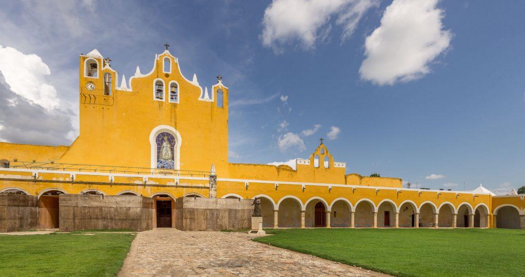 المباني الاستعمارية في المكسيك