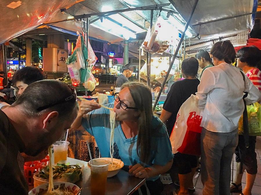 بعض المطاعم المفضلة لدينا في بانكوك