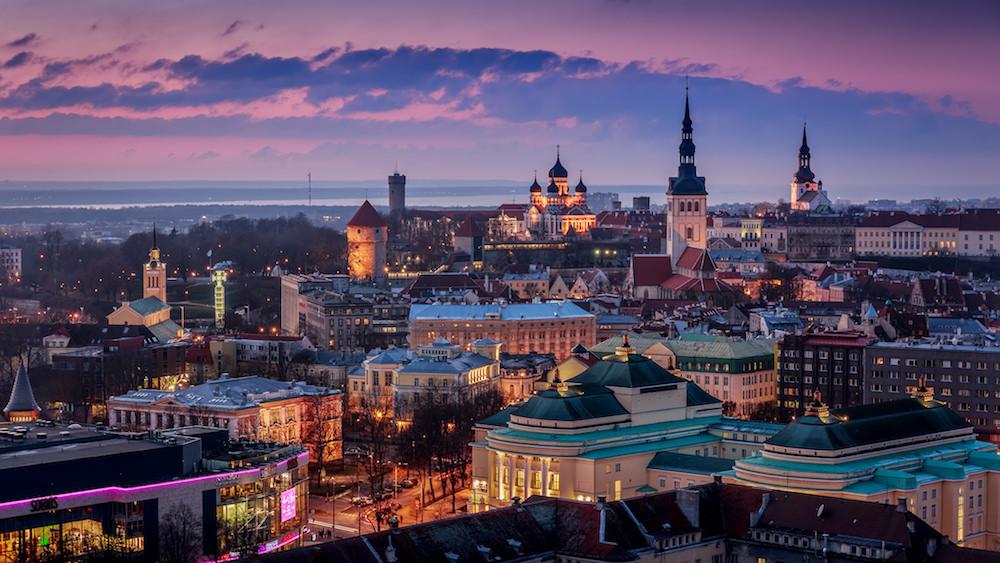 تالين إستونيا للعوائل