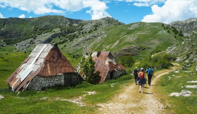 مسارات المشي في البوسنة والهرسك
