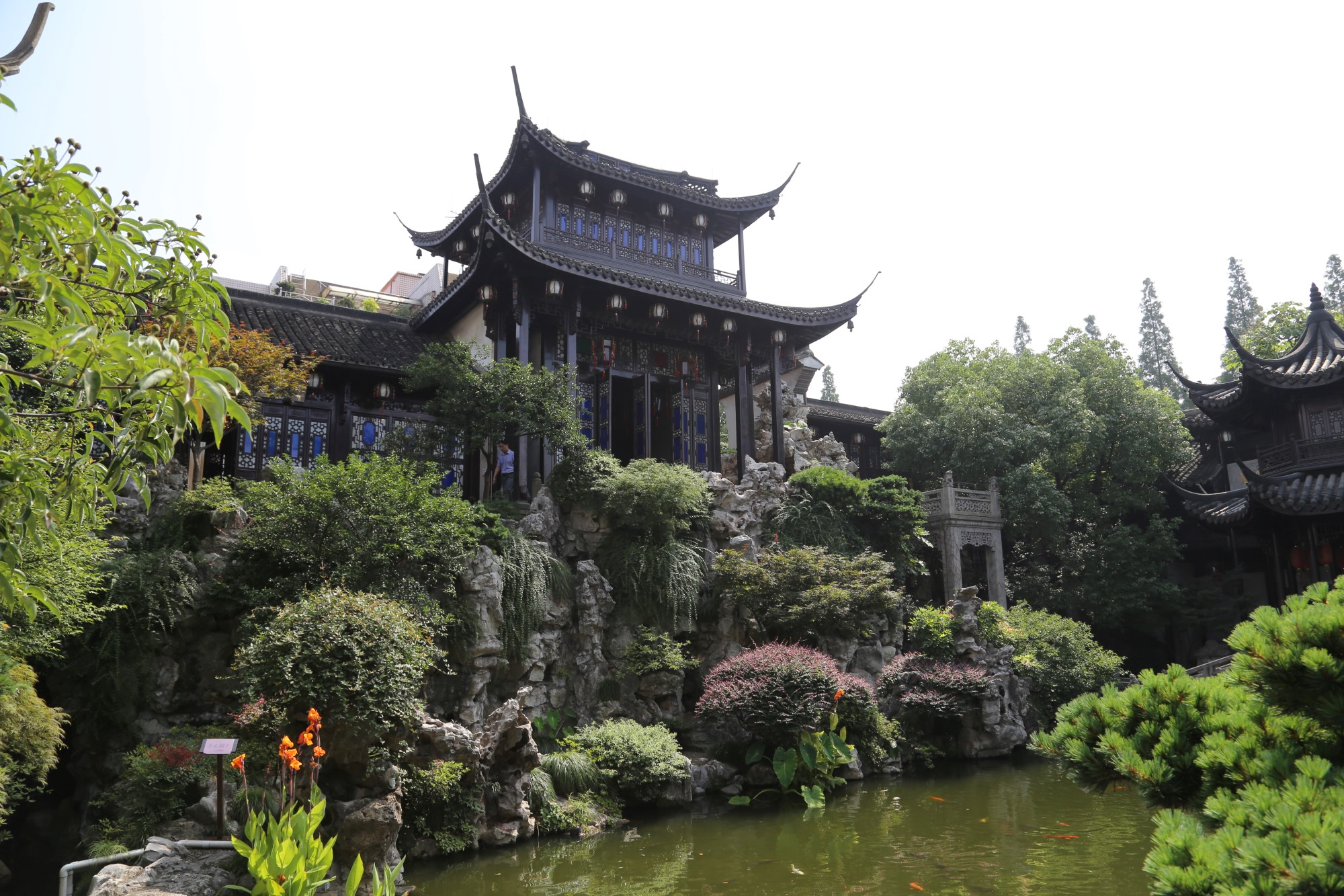 المعالم السياحية في هانغتشو