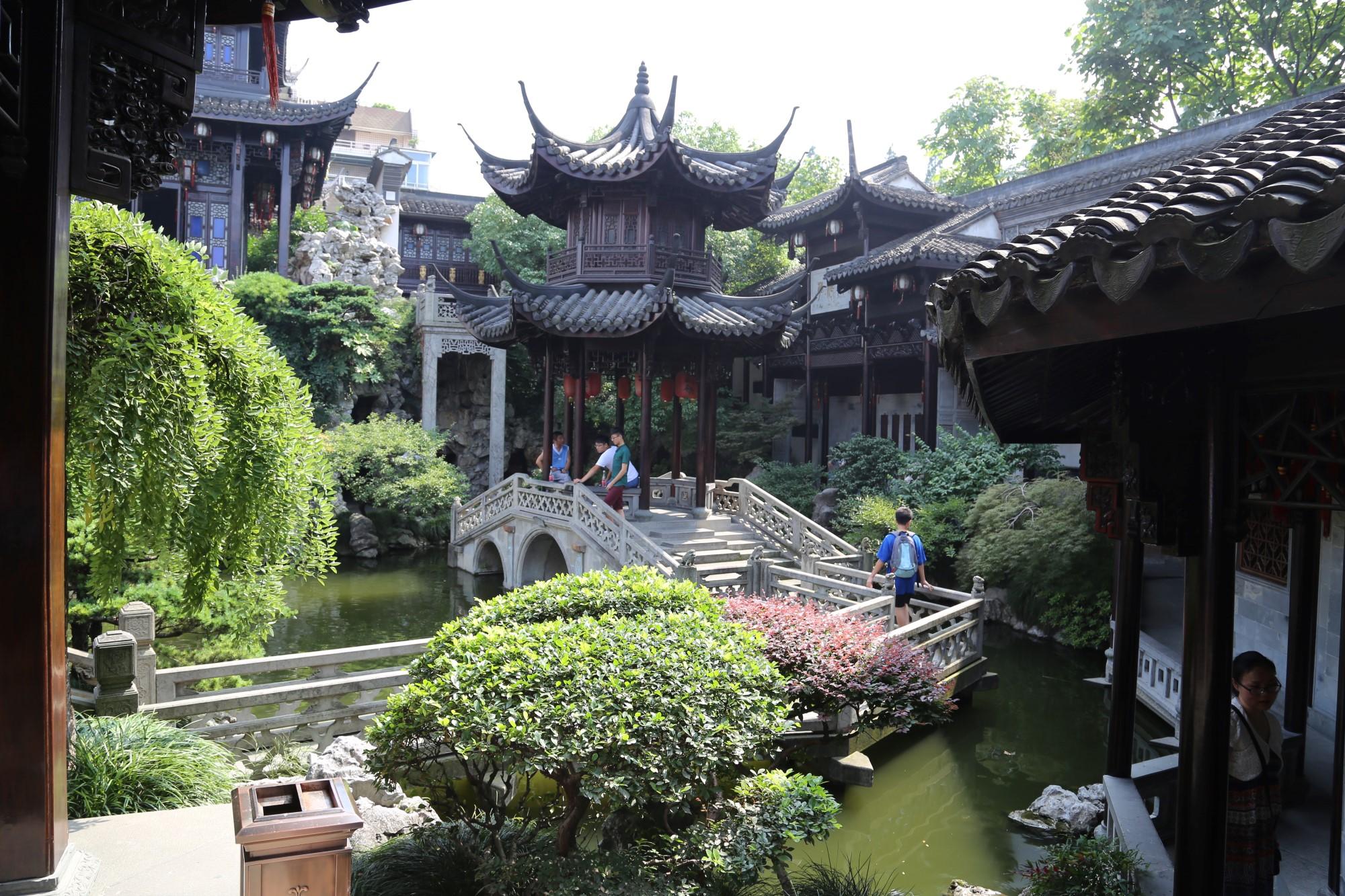 صور المعالم السياحية في هانغتشو بالصين