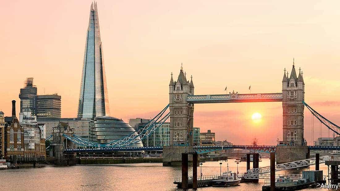 دليل السفر إلى لندن