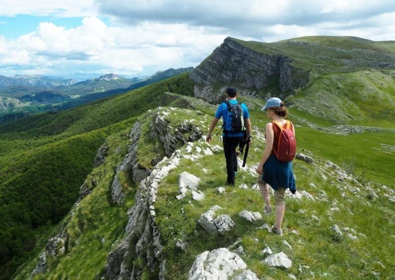 الجبال في البوسنة والهرسك