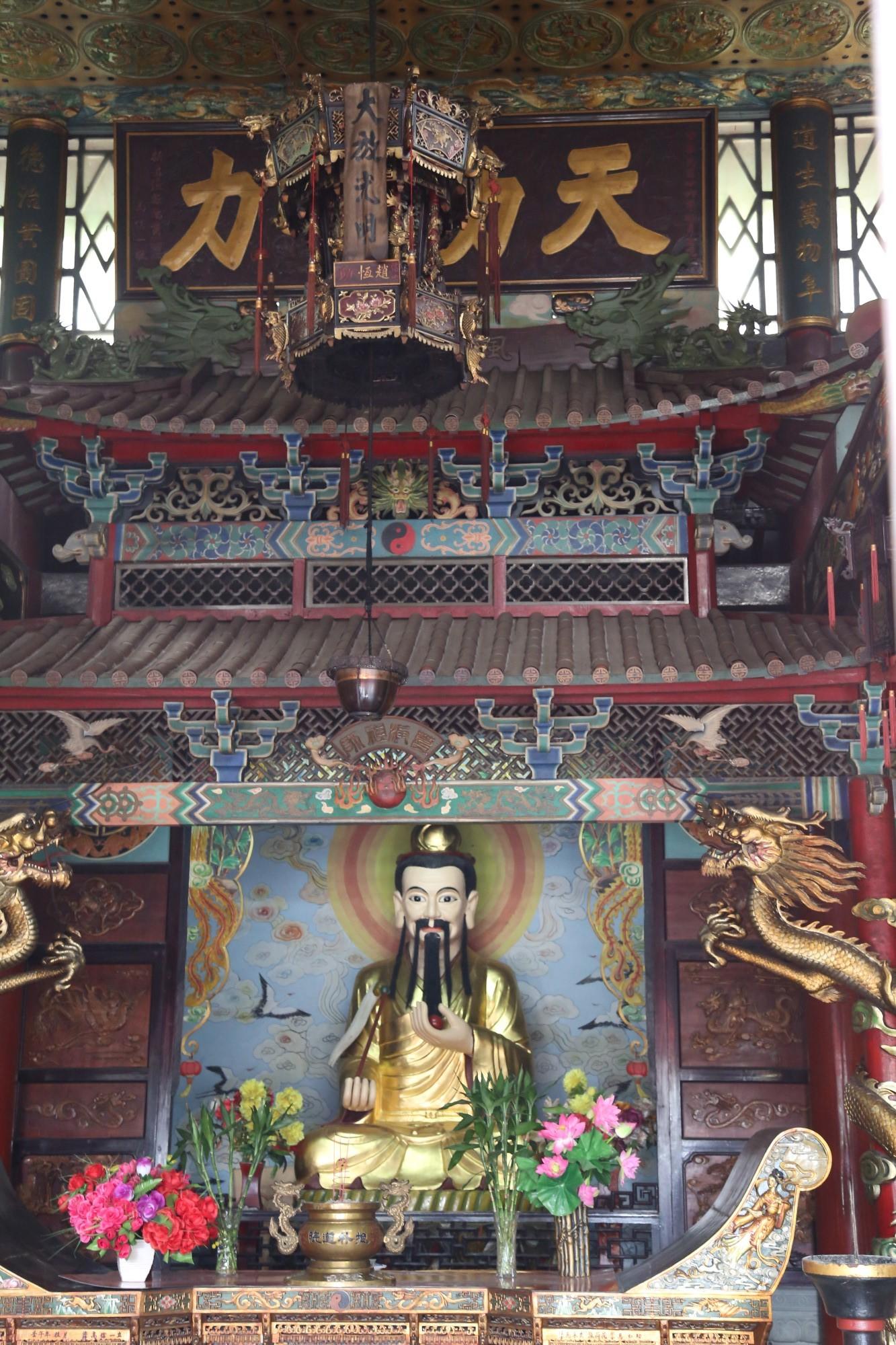 المعابد البوذية في الصين