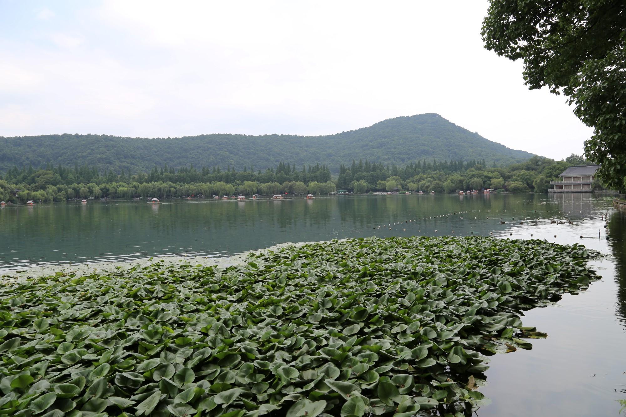 بحيرة هانغتشو