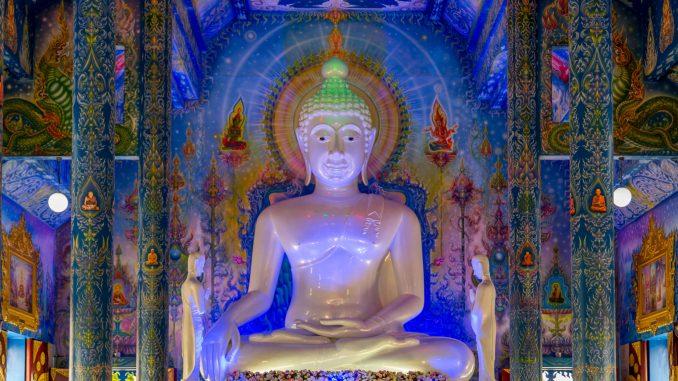 المعبد الازرق في تايلند رحلتي الى تايلند المسافرون العرب