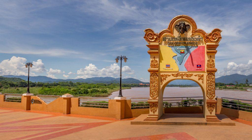 المثلث الذهبي في تايلند