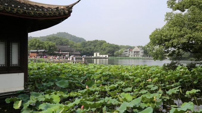 مدينة هانغتشو الصينية