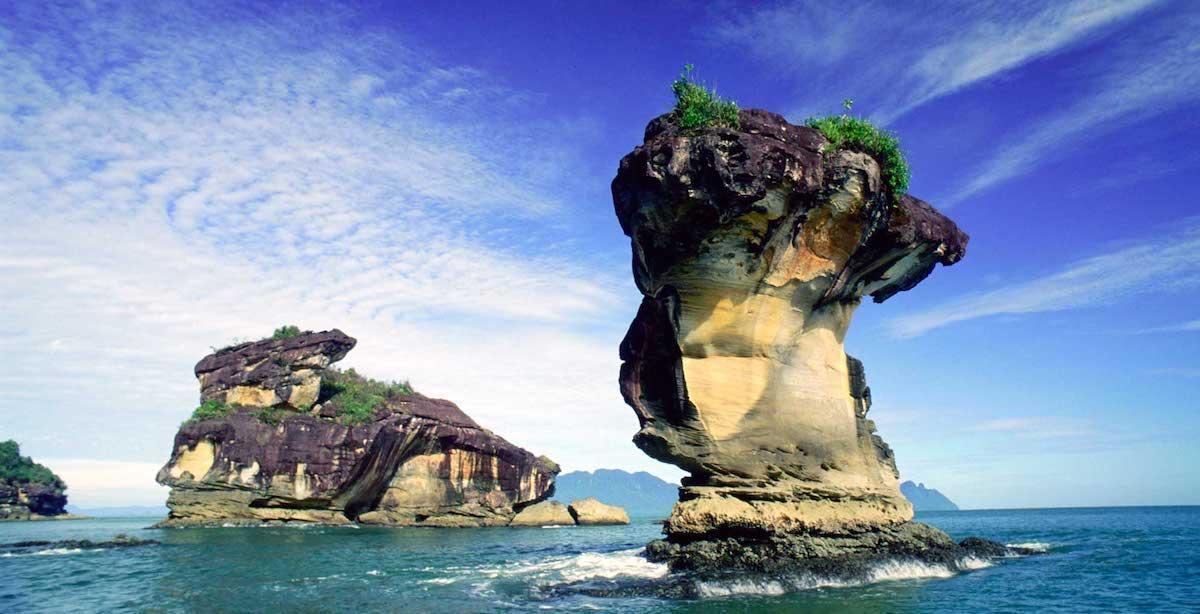 حديقة باكو الوطنية في ماليزيا