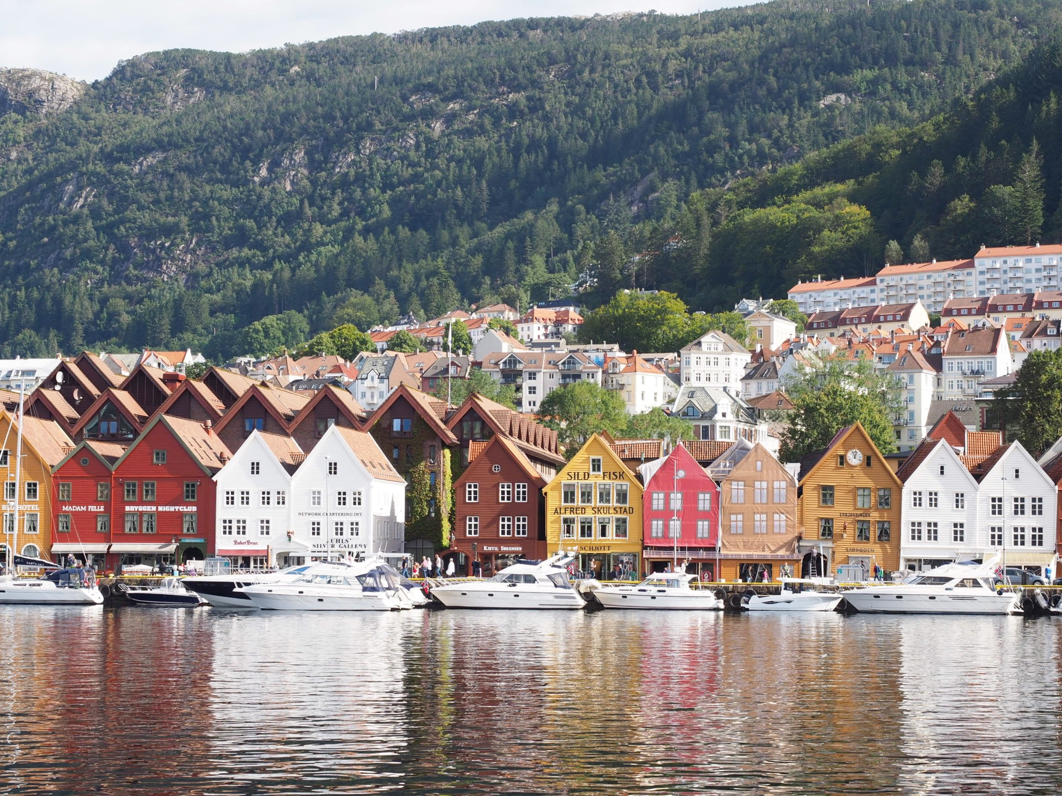 بيرغن في النرويج
