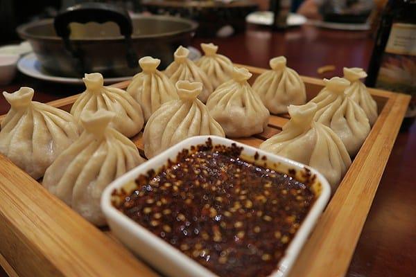 مأكولات التبت