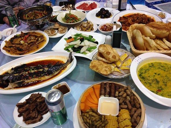 مأكولات شانغاي