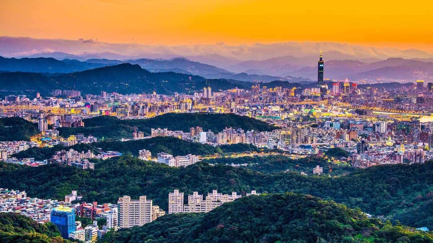 دليل السفر الى تايبيه التايوانية