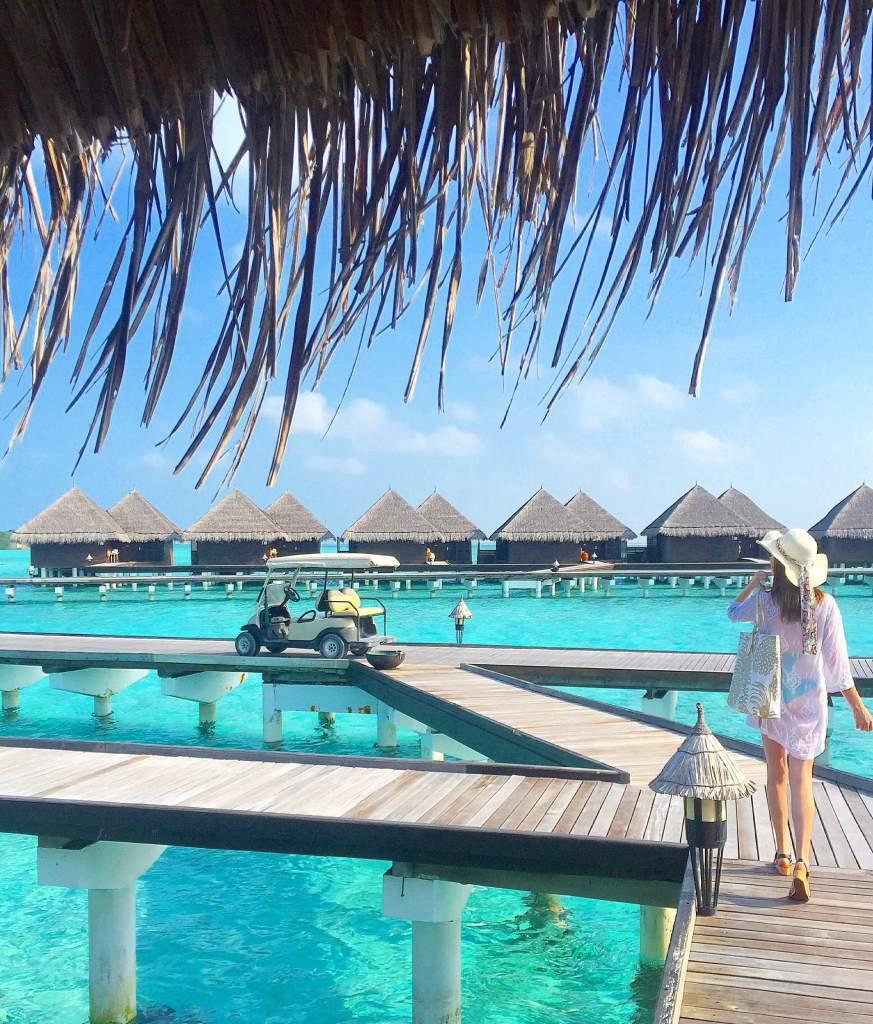 منتجع وسبا تاج إكزوتيكا في المالديق