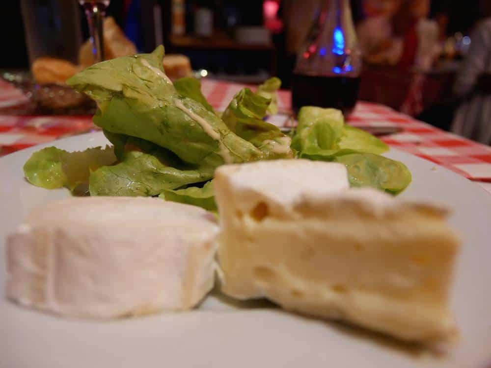 حلوى الجبن في باريس