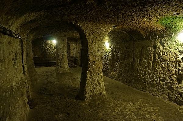متحف ديرنكيو كابدوكيا