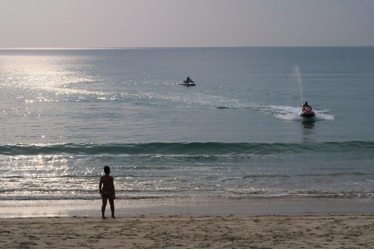 شاطىء لاغونا في بوكيت
