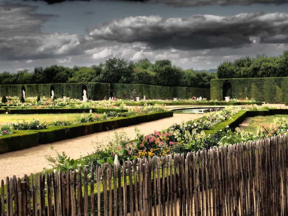 حدائق قصر فرساي