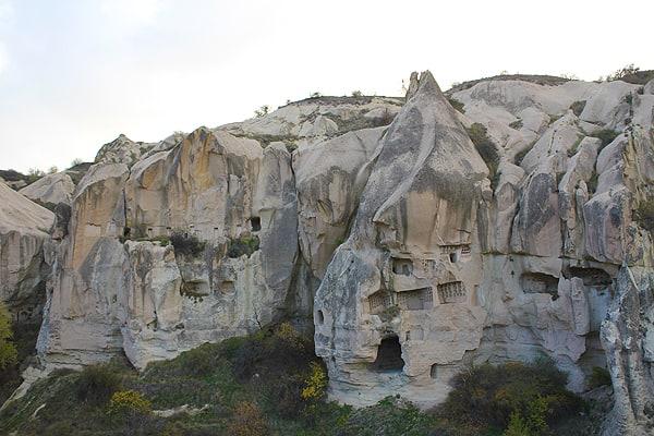 وادي الحمامة في كابدوكيا