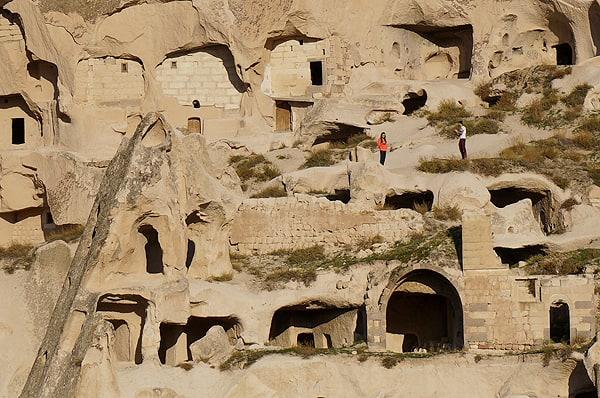 قلعة اوشيزار كابدوكيا