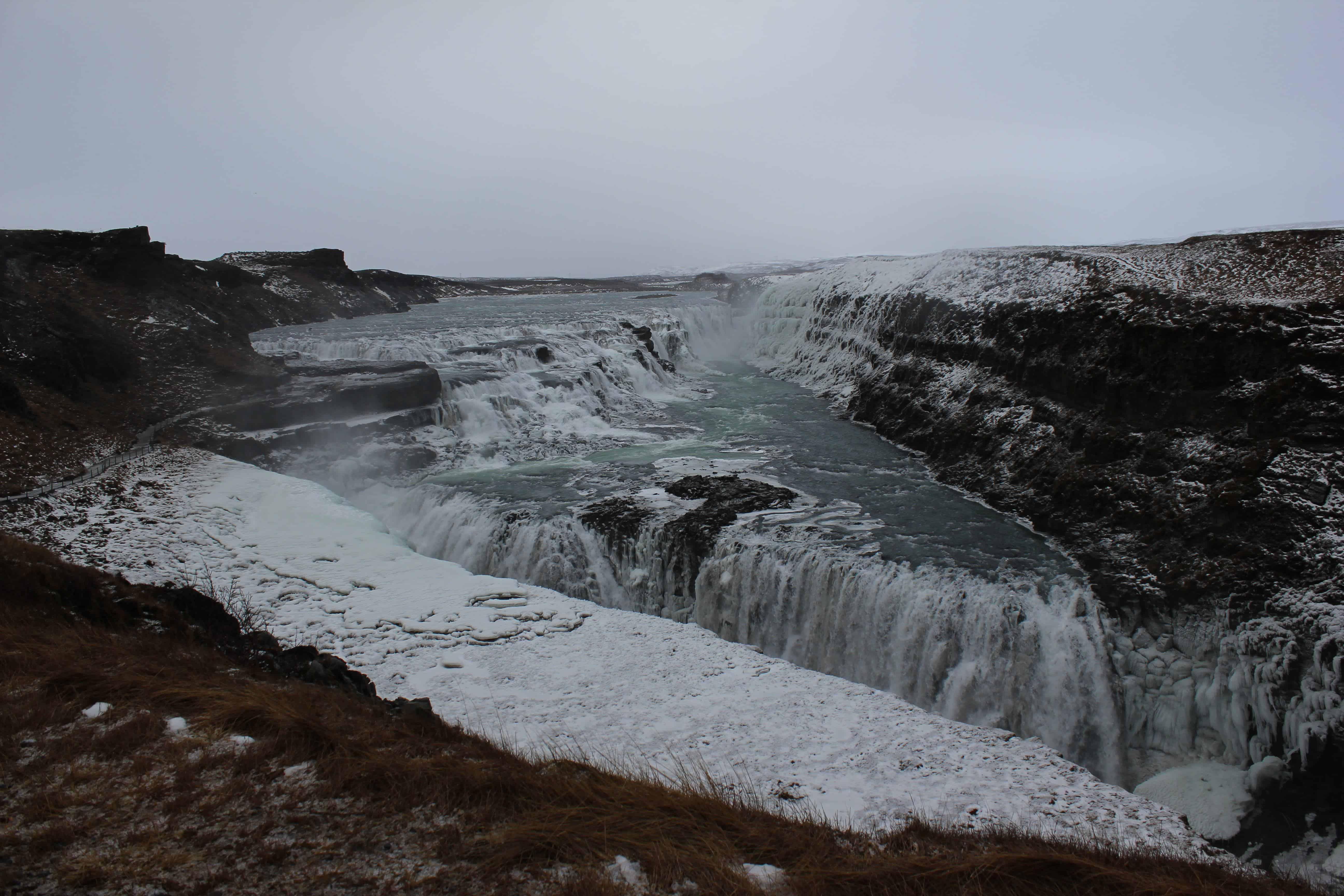 السلالات المتجمدة في آيسلندا