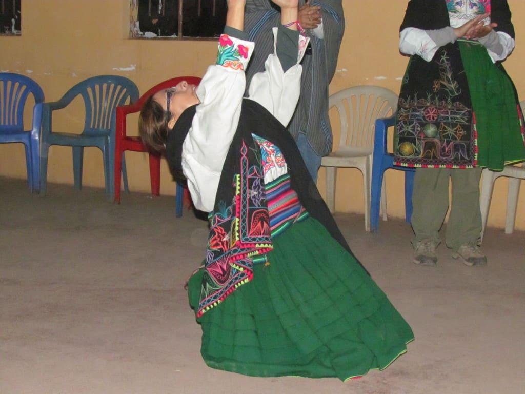 شعب البيرو