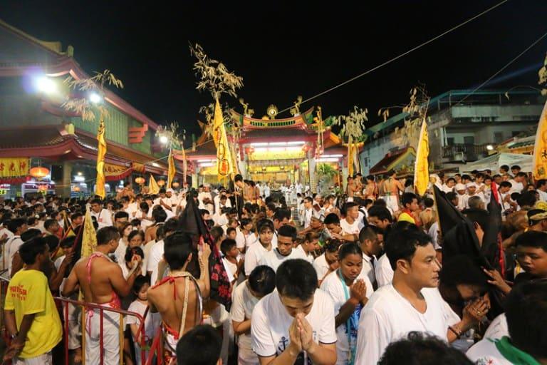 مهرجان بوكيت النباتي
