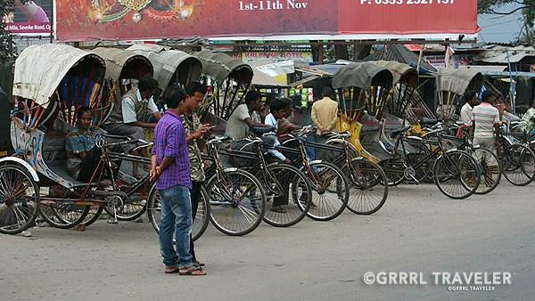 دراجة الجنركشة في الهند