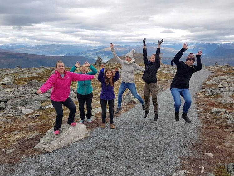 رحلتي الى غرب النرويج