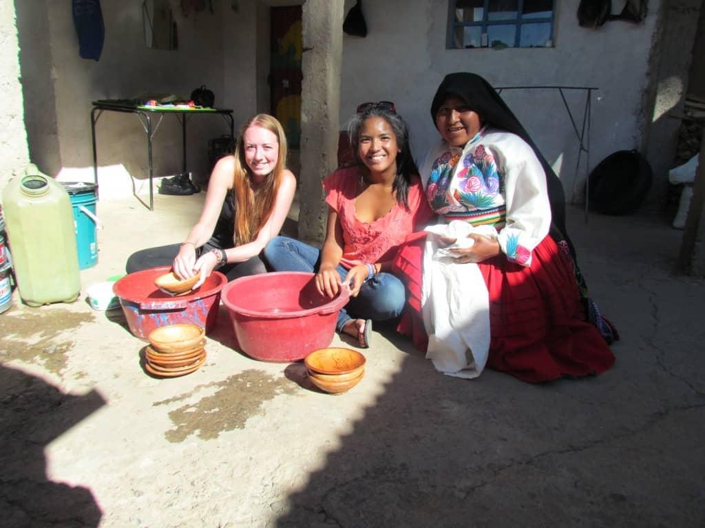 نساء البيرو